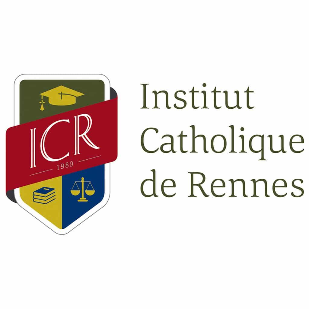 Logo Institut Catholique de Rennes